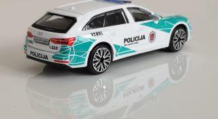 wóz policyjny zabawka